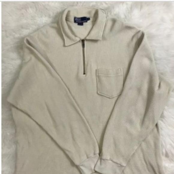 Polo by Ralph Lauren Other - Polo Ralph Lauren Long Sleeve 1/4 Zip up sz XL